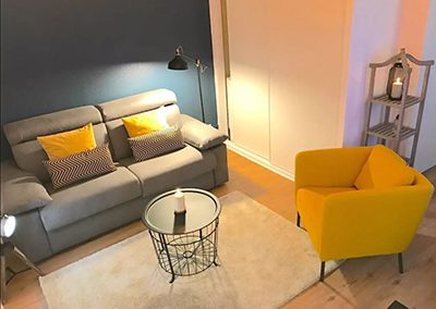 Rénovation d'appartement T1 – Bordeaux (Saint-Michel)
